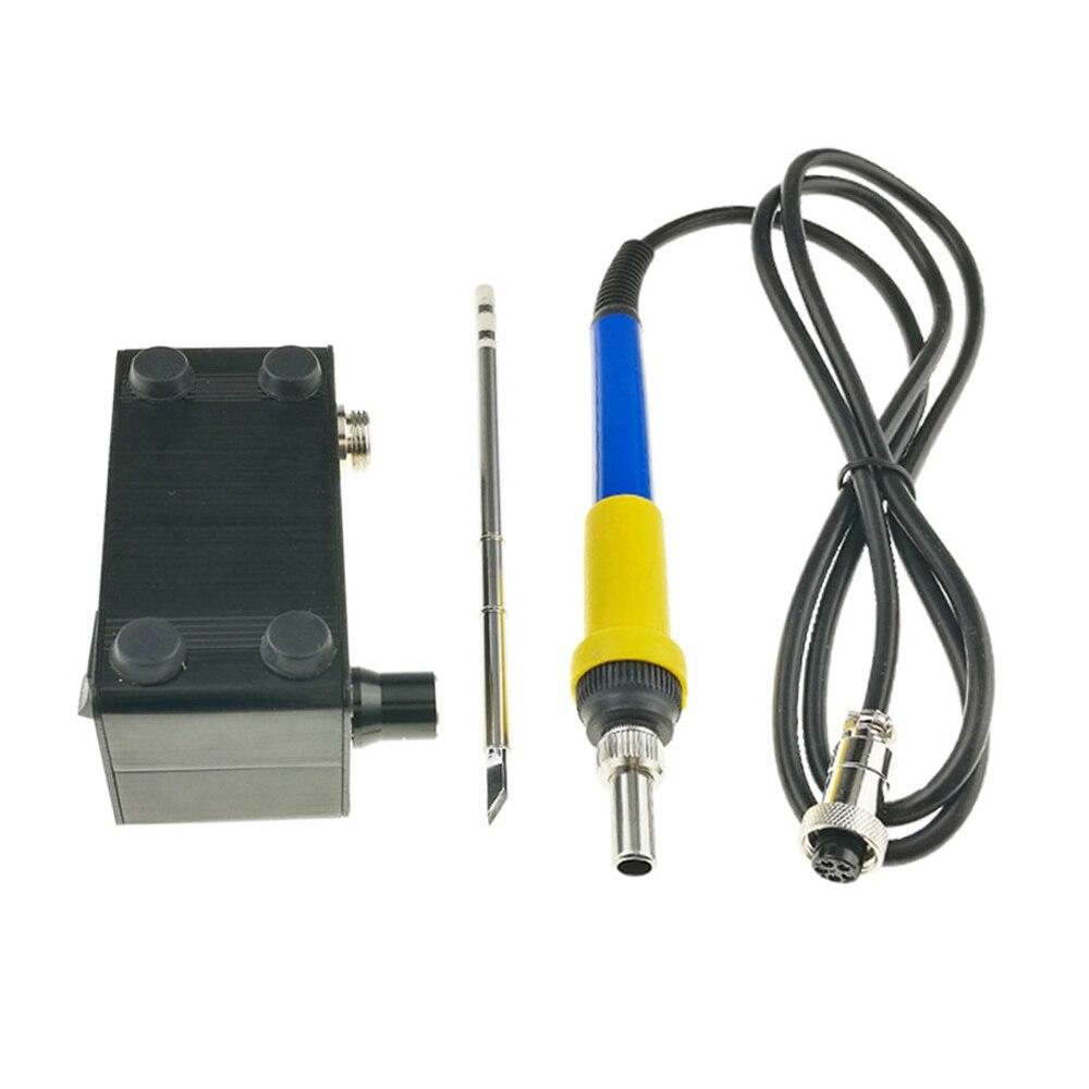 KSGER T12 DIY Electronic Repair Electric Soldering Iron Handle Solder Tools Mini Welding Temperature Control Soldering Station