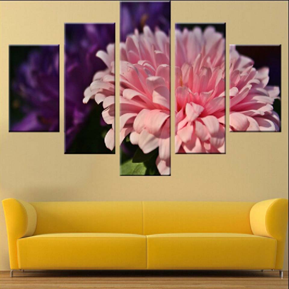 Unusual Pink Wall Decorations Pictures Inspiration - The Wall Art ...
