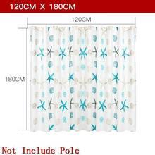 Bagno Gordijn Fabric Badezimmer Banyo Perdeleri Shower Banheiro Duschvorhang Cortina Ducha Rideau De Douche Bathroom Curtain