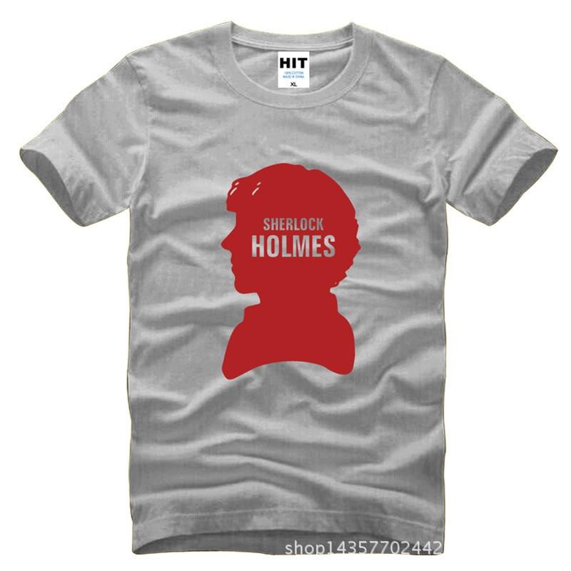 Sherlock Holmes Watson rasieren Avatar Locke gedruckt Herren Herren - Herrenbekleidung - Foto 4
