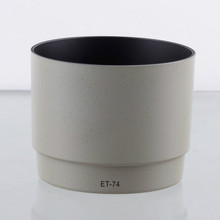 ET 74 ET74 Lens Hood CANON EF 70 200mm f/4L F4 USM beyaz