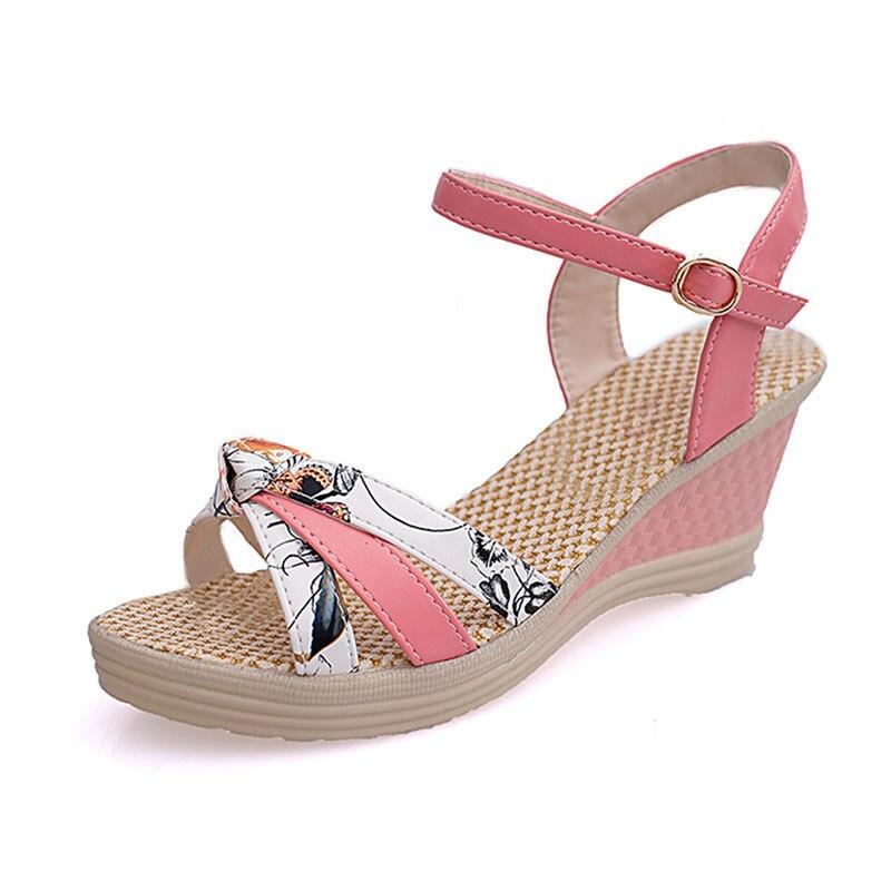 1b4feaa79354 Купить Бесплатная доставка женская обувь летние Женские босоножки ...