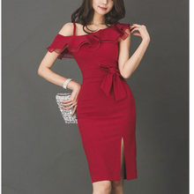 Rode Pencil Jurk.Red Dress Pencil Koop Goedkope Red Dress Pencil Loten Van Chinese