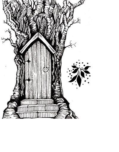 Tree House Clear Stamp for Scrapbooking Transparent Silicone Rubber DIY Photo Album Decor  173