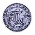 Einzigartiges Geschenk. münze. replik münzen halter legierung handwerk Tatiana Sie sind die besten in der welt Souvenirs geburtstagsgeschenk-in Nichtwährungs-Münzen aus Heim und Garten bei