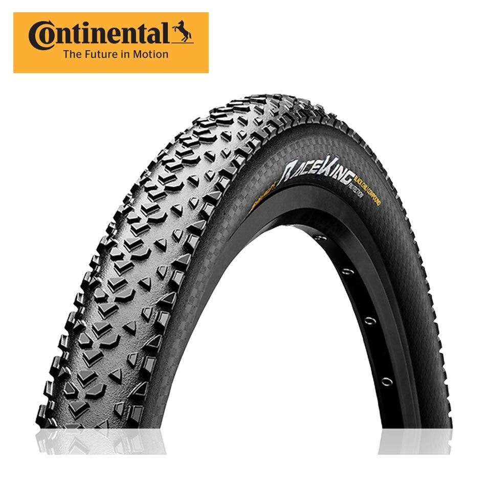 Raça Continental Rei 2.0 Pneu de Bicicleta de Montanha MTB 29 26 * 2.0in 27.5 * 2.0in 27.5 * 2.2in * 2.0in 29 * 2.2in Tubular MTB Pneu Dobrável