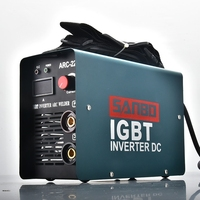 220V Inverter Arc Welding Machine Electric Welding Equipment MMA Electric Welder IGBT 200A 225A DC Welding Working
