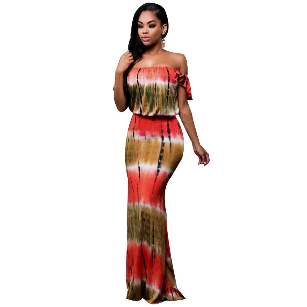 Online Get Cheap Tie Dye Summer Dresses -Aliexpress.com  Alibaba ...