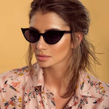 2019 New Same paragraph Sunglasses Women Vintage Cat Eye Sun Glasse brand designer UV400