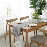 Moderne Tisch Runner chemin de tisch Tisch Läufer für Hochzeit Party Palm Blatt camino de mesa tafelloper Monstera Blatt Tischset