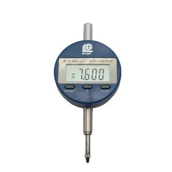 1pc 0-12.7mm 0.01mm Digital precision measurement shock indicator precision tool measurement instrument table stability