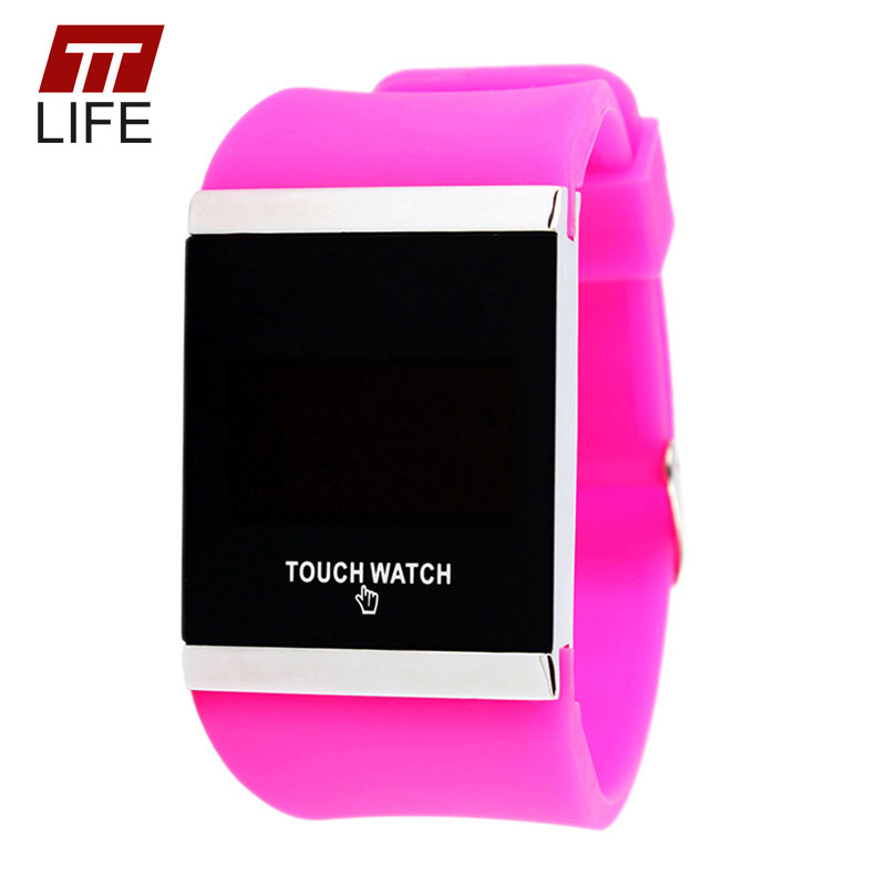 TTLIFE Hot Sale Promotion Fashion LED Watch for Ladie %