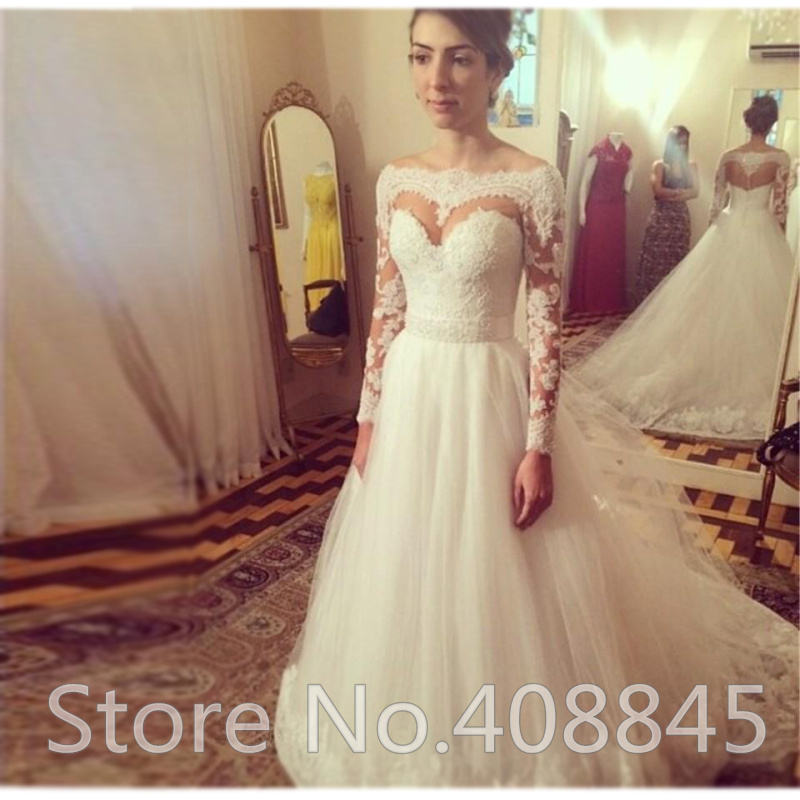 Classic wedding dresses tumblr long
