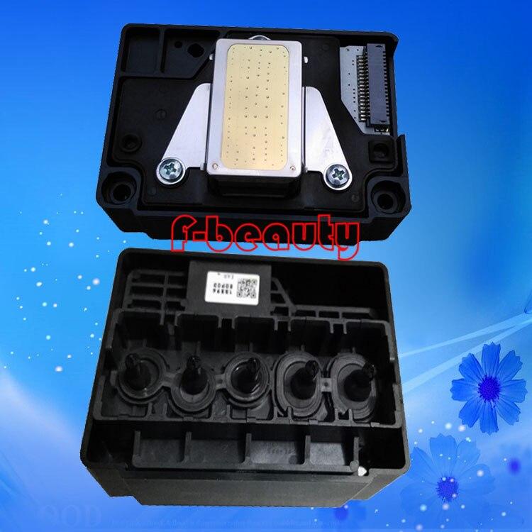 Original F185000 Printhead For EPSON T1100 T1110 T110 L1300 T30 T33 C110 C120 ME1100 ME70 ME650