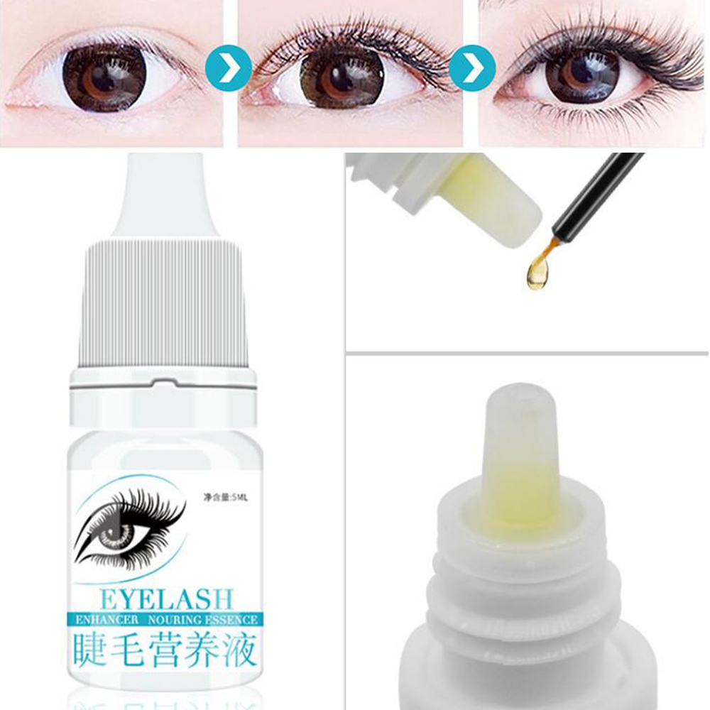 Chinese Medicine Eyelash Enhancer 100%  Growth Treatment SNatural Herbal EyeLashes Lengthening medical plasterD097