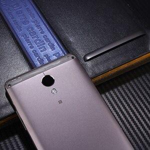 Image 4 - Étui de métal dorigine officielle pour Lenovo Vibe P2 P2c72 P2a42 pièces de remplacement du boîtier de la batterie arrière