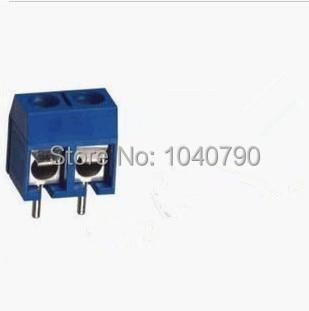 50PCS 5.08-301-2P Spacing Of 5.08 Mm Terminal DG301-2 P Plug And Socket Connector Terminal