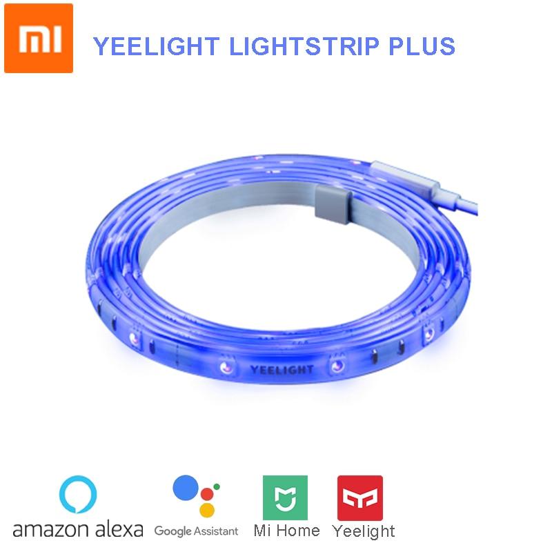 Original Xiaomi Yeelight Smart Light Band Smart Home WiFi APP Remote Control LED Light Strip Extension Version Support Stitching