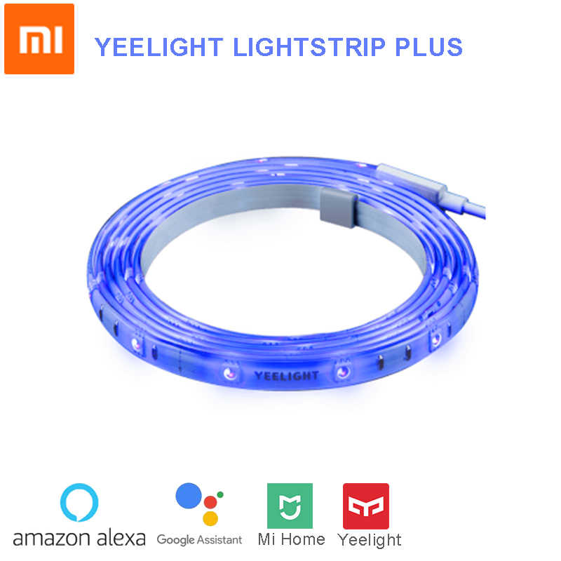 Originele Xiaomi Yeelight Smart Licht Band Smart Home Wifi App Afstandsbediening Led Licht Strip Extension Versie Ondersteuning Stiksels