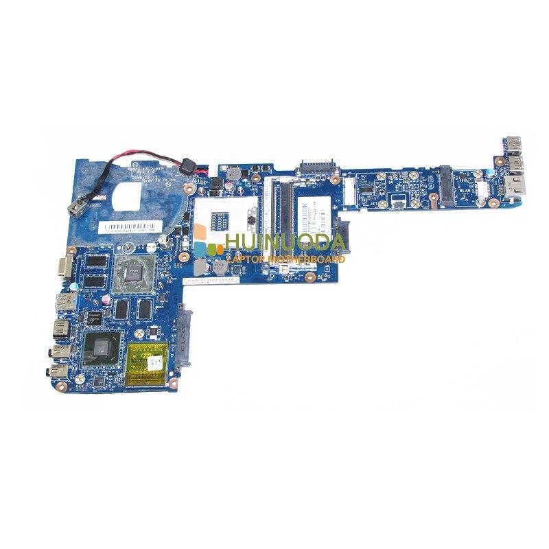 NOKOTION PBQAA LA-7101P K000123420 Mainboard For Toshiba satellite P700 P745 Laptop motherboard HM65 DDR3 GeForce GT525M GPU free shipping for toshiba satellite p700 p740 p745 laptop motherboard k000123400 la 7101p all functions 100% fully tested
