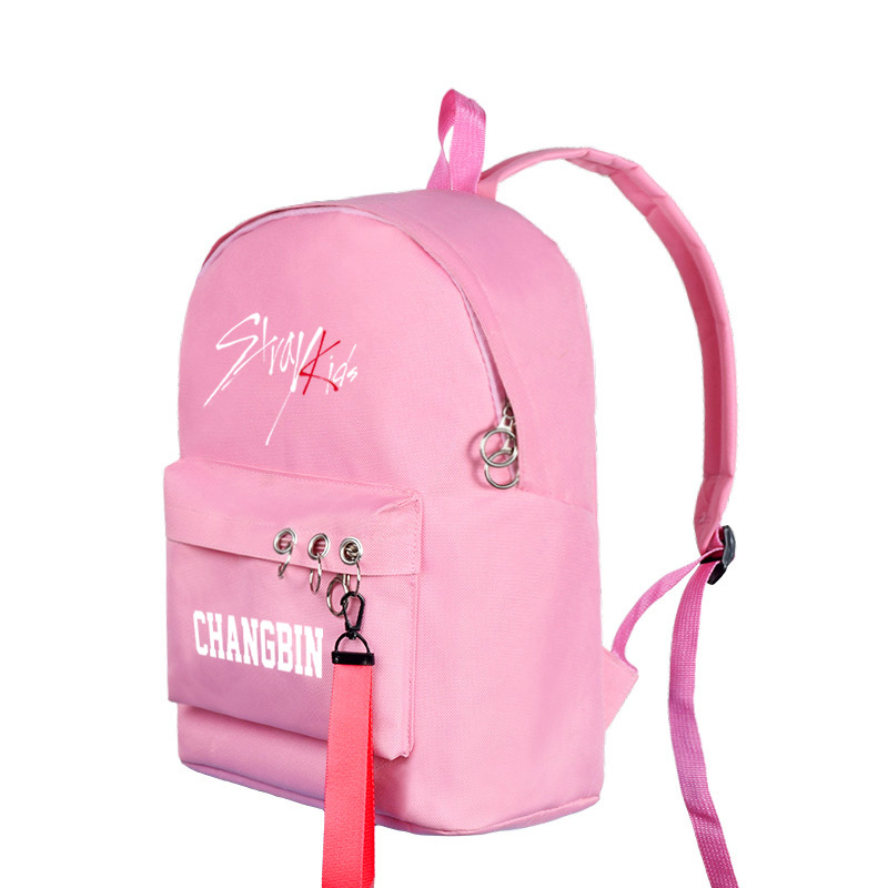 Creative Got7 Mochila Bts Kids Shoulder Bag Seventeen Backpack For Ladies Notebook Bag Teenager Girls Vrouwen Rugzak Travel Bagpack Women Men's Bags