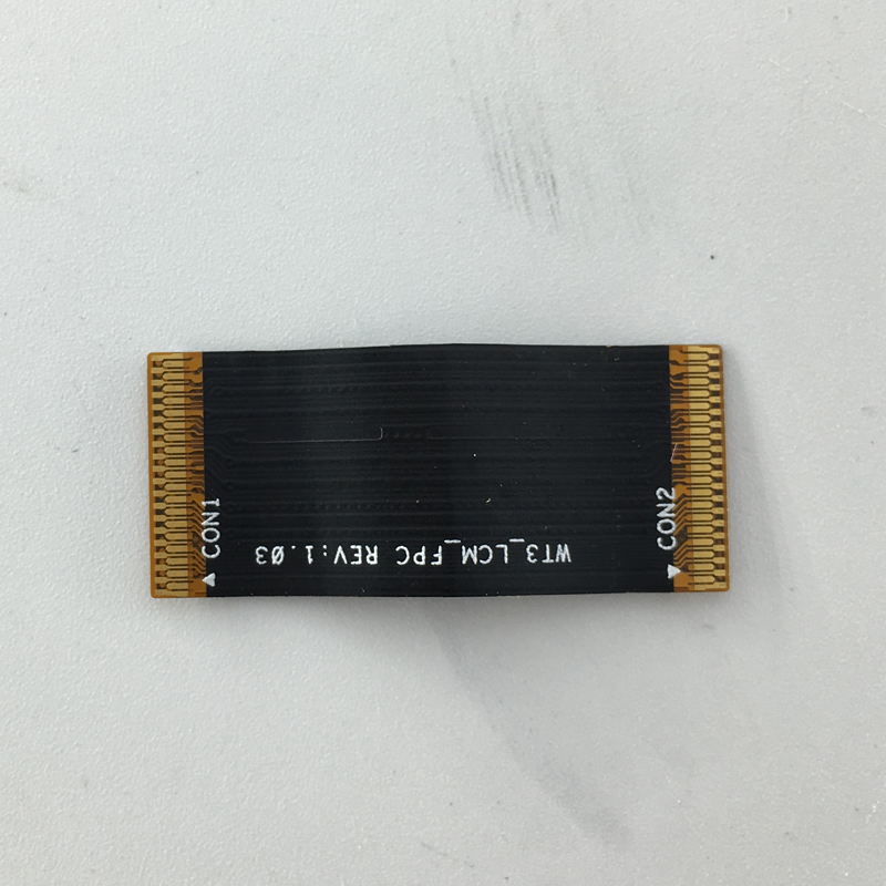 WT3_LCM_FPC REV:1.03 For Acer Iconia W510 LCD Flex Cable Ribbon