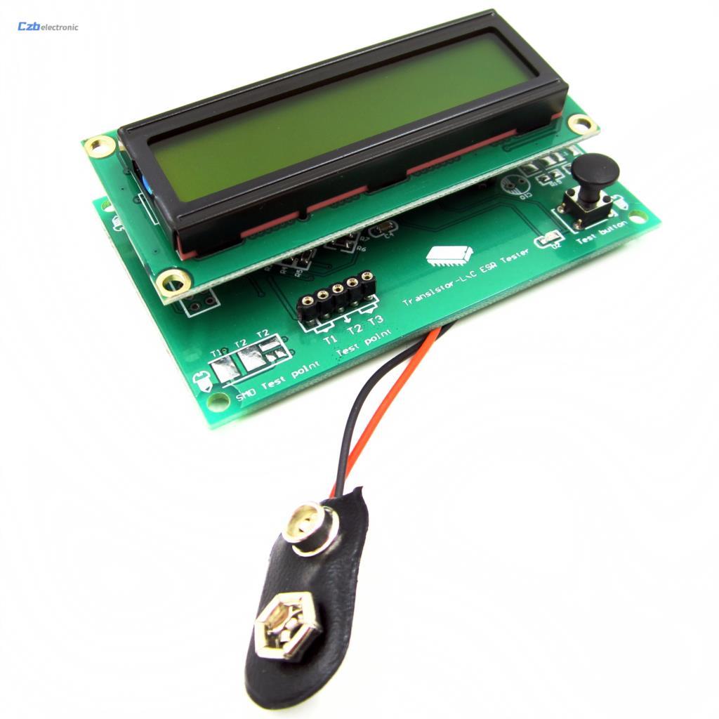 TS-M8N Transistor Tester Mul-funconal LCD Backlight Diode Triode Meter N14D