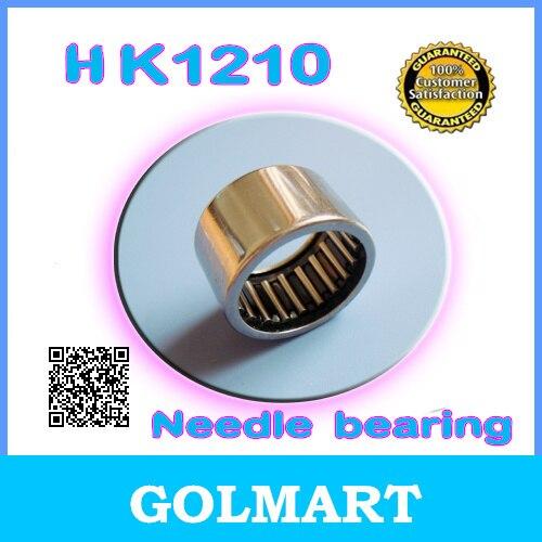 HK1514 Needle Roller Bearing 15mm x 21mm x 14mm 2 PCS 15x21x14 mm