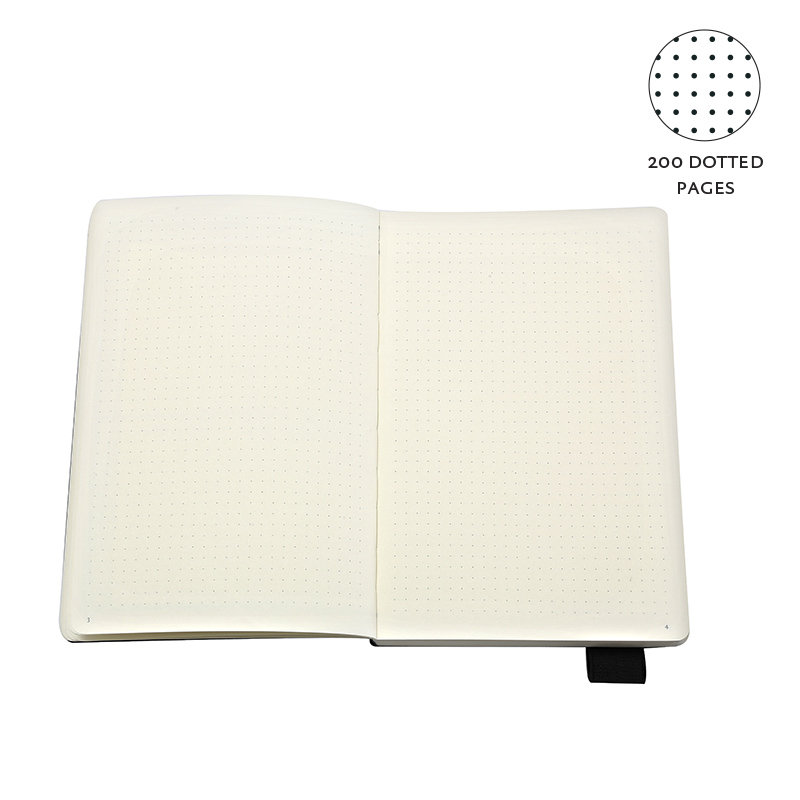 Victoria's Journals Bullet Journal Copelle Kraft Hard Cover Notebook - Block och anteckningsböcker - Foto 5