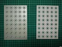 M Word Hollow Box Metal Die Cutting Scrapbooking Embossing Dies Cut Stencils Decorative Cards DIY Album