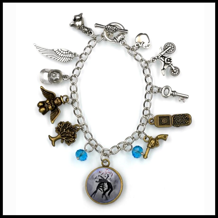 Inspirational Charm Bracelets: Drop Shipping Hush Hush Inspirational CHARM BRACELET Book