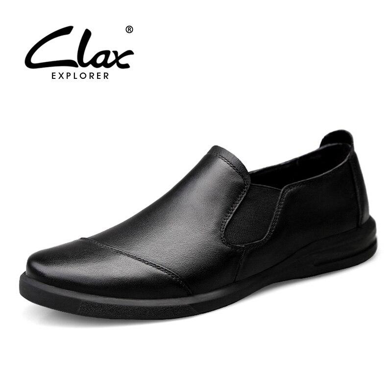 CLAX Moekad täisnahast meeste kingad