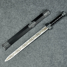 Stainless steel self-defense Dagger about 40cm Home ornament