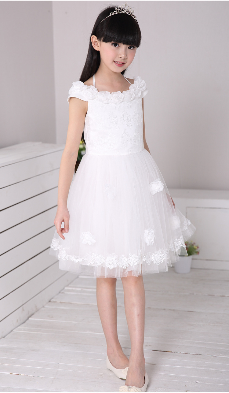 Wholesale Girls Formal Dresses Next Baby Girl Kids Clothes Girl ...