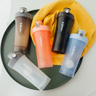 Protein Shaker Bottle Water Bottle Eco Friendly Gym Shaker Cup Protein Cups Botellas Para Agua Flasche Bottle For Shakers