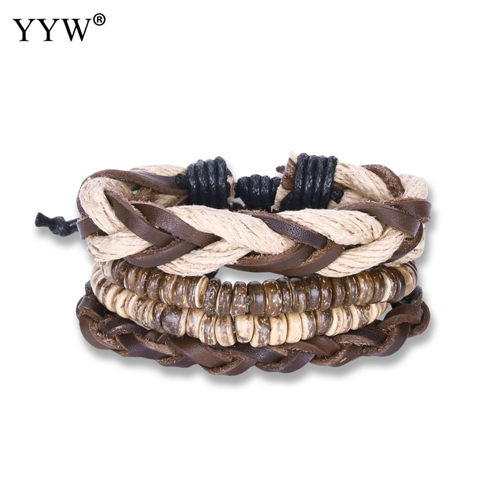 image up beaded product nordstrom cord of bracelet shop link rack waxed