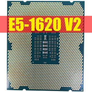 Image 2 - Intel Xeon Processor E5 1620 V2 E5 1620 V2 CPU L3=10MB 3.7GHZ  LGA 2011 Server processor 100% working properly Desktop Processor