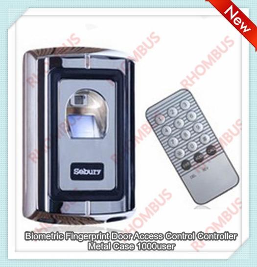 Biometric Fingerprint Door Access Control Controller Metal Case 1000 user/F007-II user
