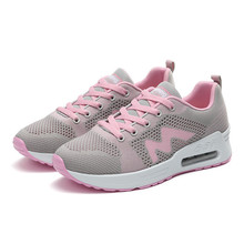 2017 New Breathable girl sneakers zapatillas deportivas girls trainers zapatillas deportivas mujer trainers for Women