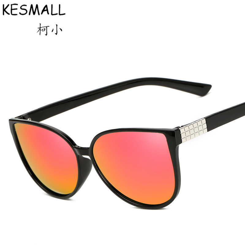 Google Sunglasses Women Summer Sun Glasses Coating Lens Fashion Oculos De Sol UV Shades Female Vintage Acetate Sunglasses YJ832
