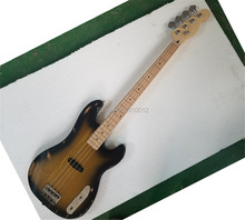 top quality relic 4 string old used vintage faded electric bass guitar ash body precision bass musical instrument shop стоимость
