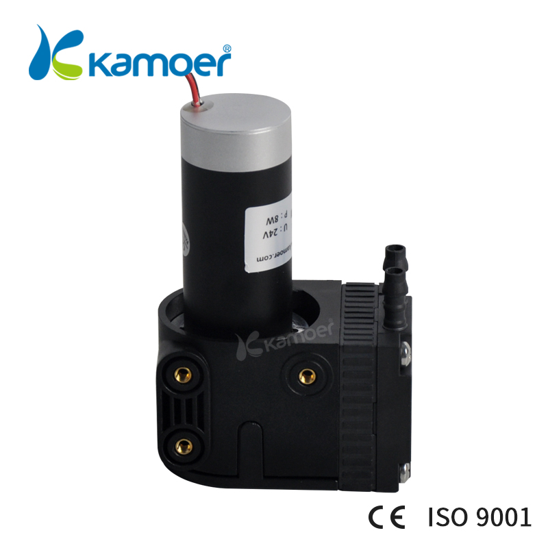 Kamoer 24V KVP15 micro diaphragm vacuum pump air pump with DC Brushless motor стоимость