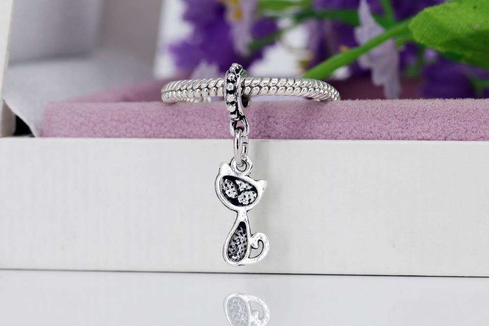 Silver Charm Animals Vintage Bracelets