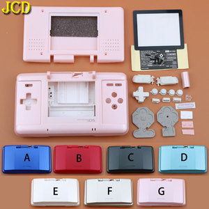Image 1 - JCD 1PCS 7 Color Game Protect Cases Full Replacement Housing Case Cover Shell Kit For Nintend DS For NDS Console Game Case