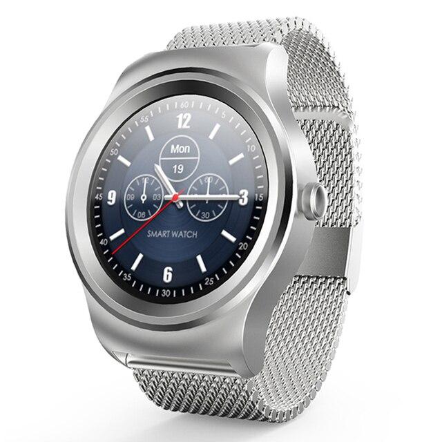 SMA-R Bluetooth Smart Watch Heart Rate Monitor Шагомер Двойной Водонепроницаемый Bluetooth Браслет Smartband для Android iOS телефон