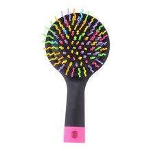 Rainbow Anti-static Magic Comb Brush