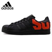 Оригинальный Новое поступление 2018 Adidas Originals SUPERSTAR Скейтбординг обувь кроссовки