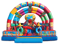 (China Guangzhou) manufacturers selling inflatable slides, inflatable castles,nflatable bouncer COB-86