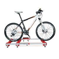 Велосипедный тренажер инструмент тренер по велоспорту домашний роликовый тренировочный инструмент для тренировок в помещении велосипедн