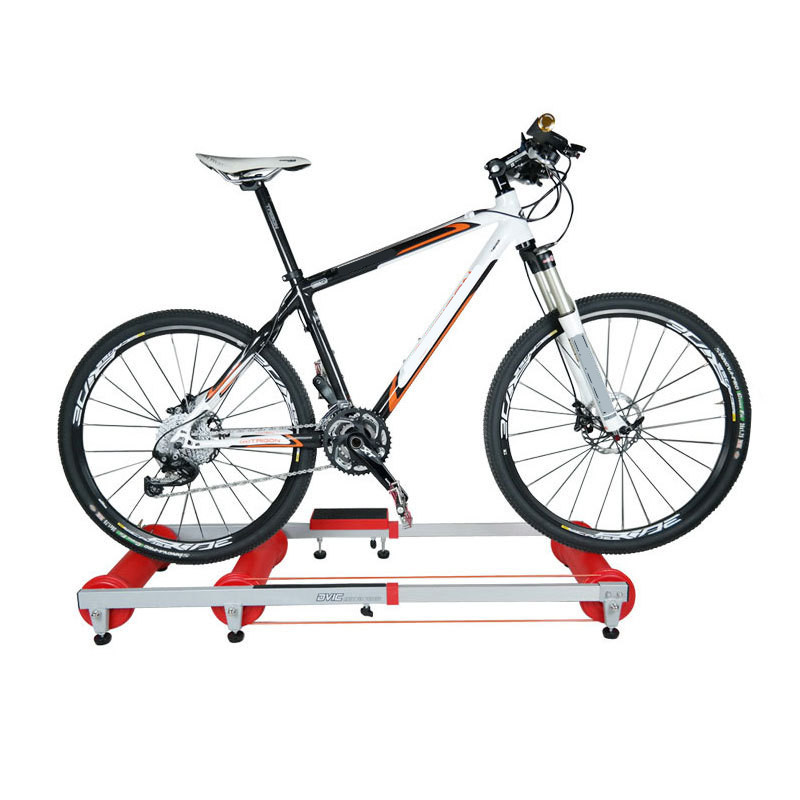 Bike Trainer Tool Cycling Trainer Home Roller Training Tool Training Indoor Bicycle Exercise Fitness Station proactive rehabilitation health mobility trainer training arm and leg exercise bike fitness adjust resistance display calories